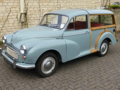 1969 Morris Minor Estate £5,500